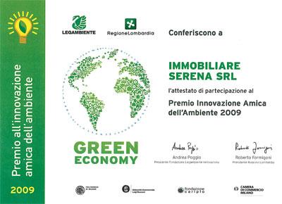 Attestato_premioall'innovazione_2009