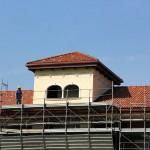 Borgo Antico - torre con bifora