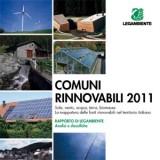 «Comuni Rinnovabili 2011». Ecco il rapporto di Legambiente