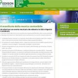 Edison-Change the Music 2011: in concerto con la sostenibilità