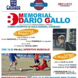 A Cormano, appuntamento con il «Memorial Dario Gallo»