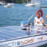 Electro Solar, l'imbarcazione alimentata dal sole