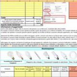 Kilowattene: il foglio di calcolo per i consumi domestici di energia