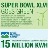 "Per il Super Bowl 15 mila megawatt di energia ""verde"""