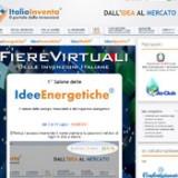 """""""IdeeEnergetiche"""": gli inventori del risparmio energetico in fiera sul web"""